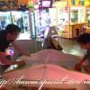 ジョバンニ(Giovanni's Shrimp Truck)を食べる